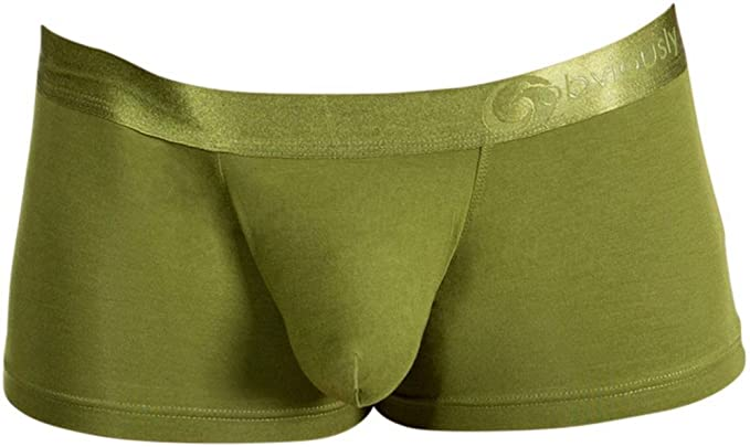 e014334a2d4d Obviously Mens AnatoFree Spectra 2 Hipster Trunk - Olive Green:  Amazon.co.uk: Clothing