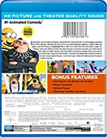 Despicable Me 3 [Blu-ray] from Universal Studios Home Entertainment
