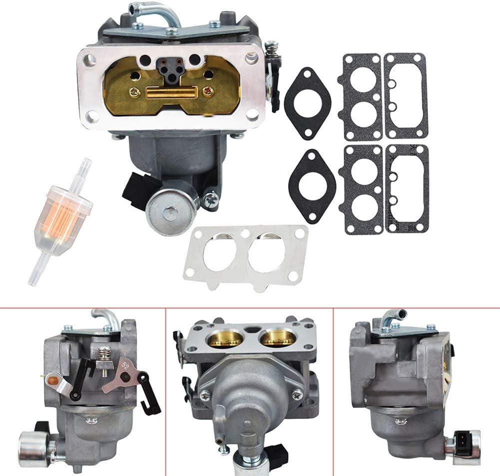 WFLNHB Carburetor for Kawasaki Some FH641V, FH661V 15004-0763 15004-7024 15004-1010
