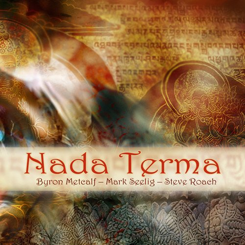 Steve Roach - Nada Terma (Jewel Case Packaging)