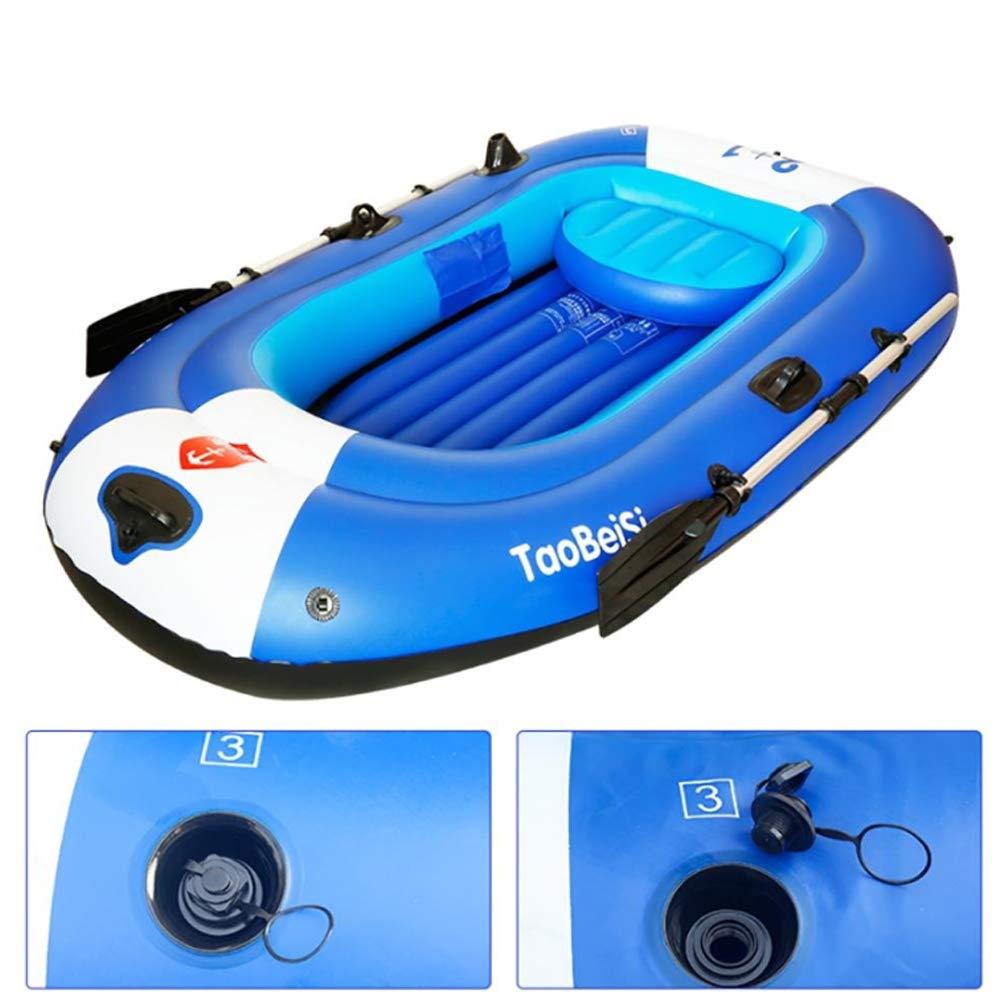 SHZJ Kayak Inflable para 4 Personas, Accesorios para Kayak ...