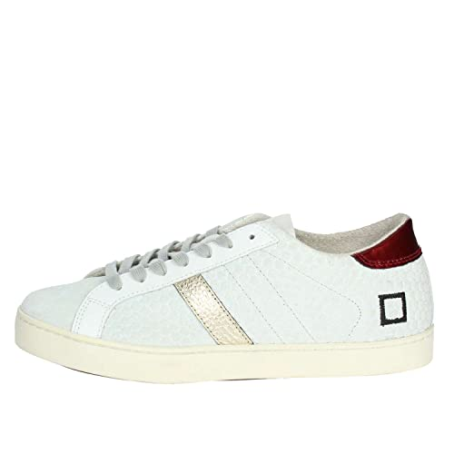 A Pelle BiancoArgento Sneakers Donna MainApps PT HL E SL T D SznAWaqq