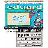 EDU33151 1:32 Eduard Color Zoom PE - Mosquito FB Mk.IV Interior (TAM kit) (for use with the Tamiya model kit) MODEL KIT ACCESSORY by Eduard