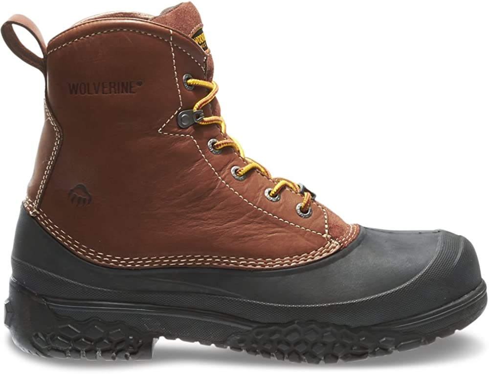 Wolverine Mens Rival 6 Work Boot