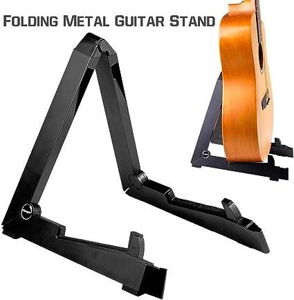 Soporte de guitarra de plástico inteligente portátil soporte de ...
