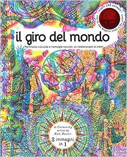 Colori Con La P.Il Giro Del Mondo Patrimonio Culturale E Meraviglie
