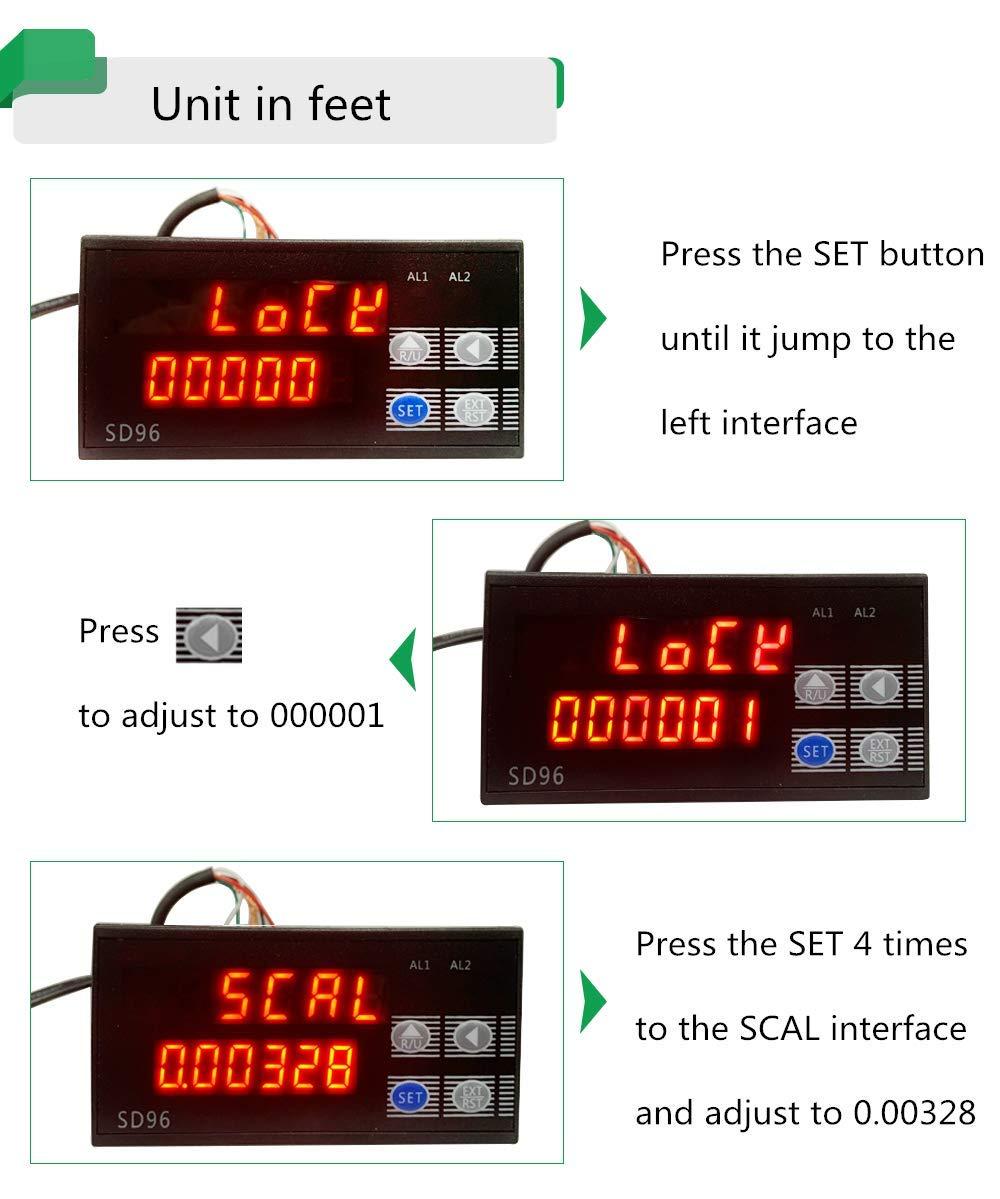 Meter feet Convert 2