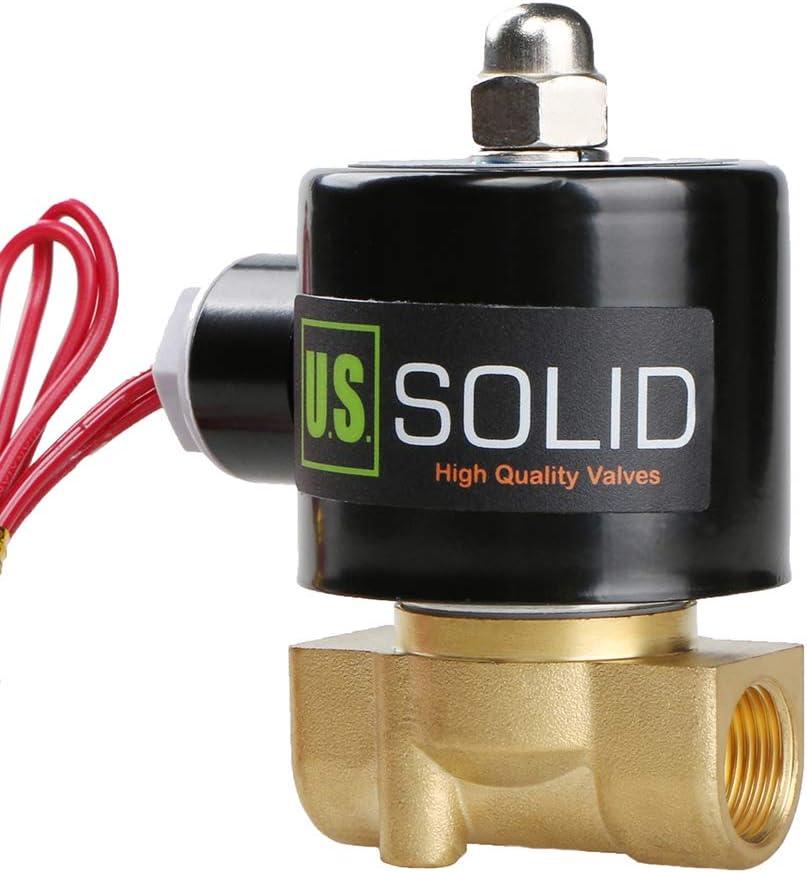 U.S. Solid 24 V AC 3/8