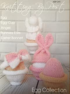 Quick easy 6 easter gifts to knit magazine pull out knitting knitting pattern knitted egg collection from knitting by post negle Gallery