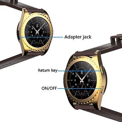 Pulsómetros Reloj Deportivo,Monitores de actividad,Bluetooth 4.0 ...