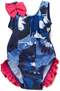 product image for Dippin' Daisy's Blue Swell One Piece Girls with Ruffles Size 2T