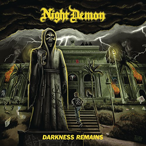 Darkness Remains (Deluxe Edition)