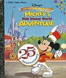 Mickey's Walt Disney World Adventure, Cathy Hapka, 0307988422