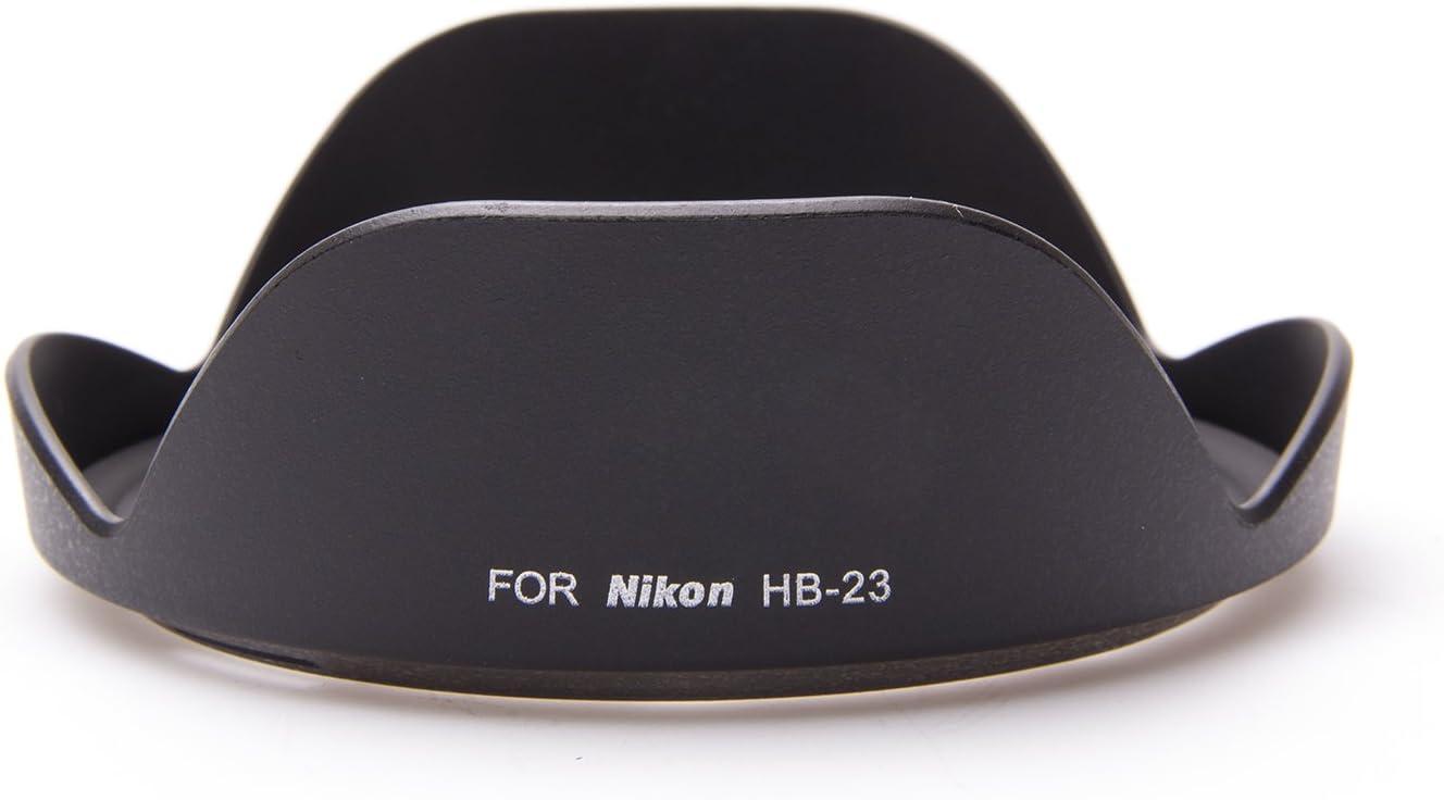 OEM Quality Fovitec Hardened ABS Plastic 1x Lens Hood for Canon ET-60 DSLR -