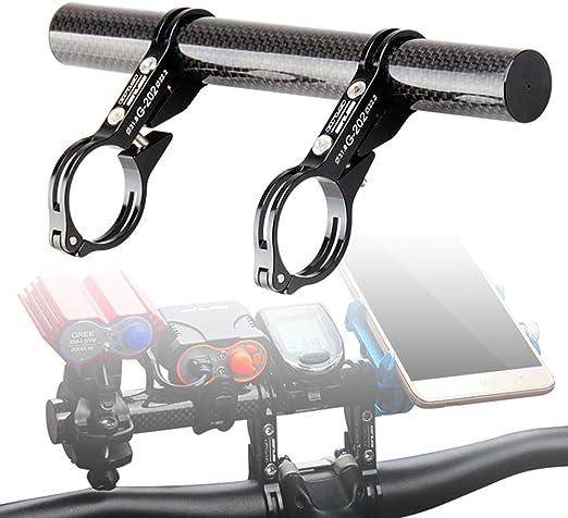 Steellwingsf - Alargador para Manillar de Bicicleta, aleación de ...