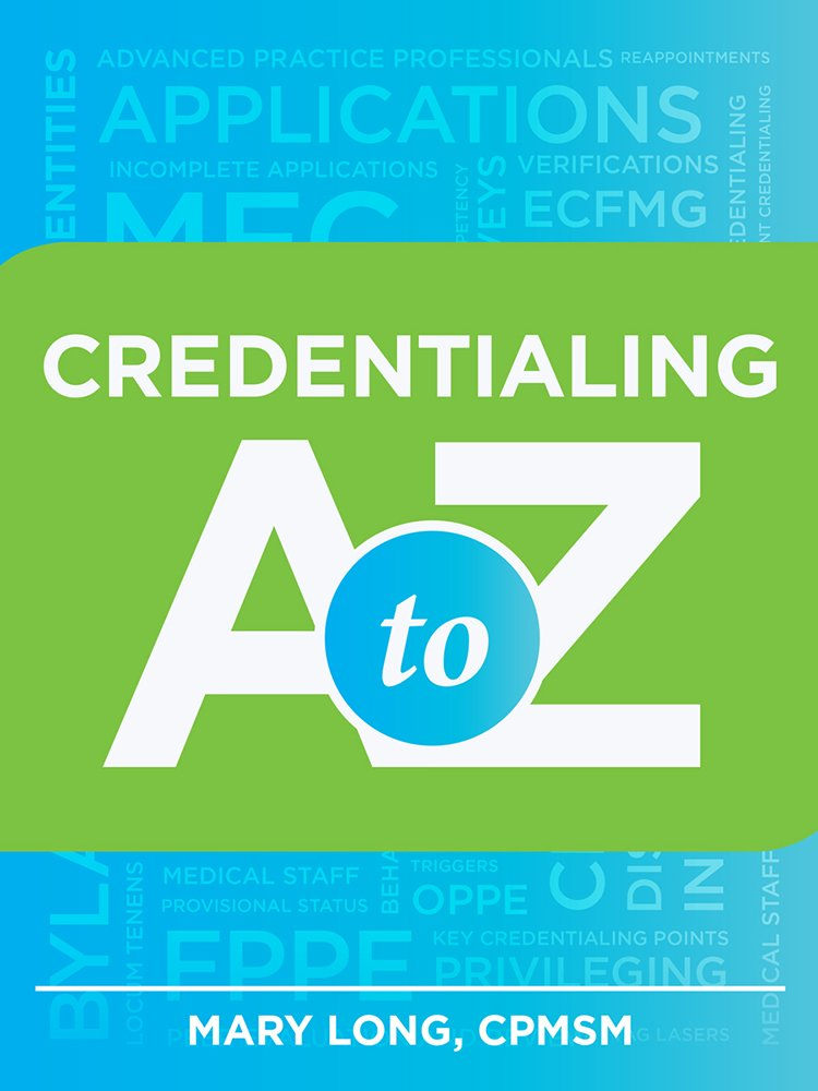 Credentialing A to Z