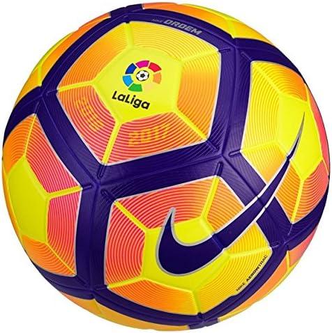 Nike Ordem 4 [Match Fútbol la Liga España 2016 – 2017]: Amazon.es: Deportes y aire libre