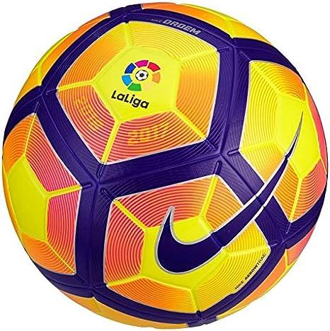 Nike Ordem 4 [Match Fútbol la Liga España 2016 – 2017]: Amazon.es ...