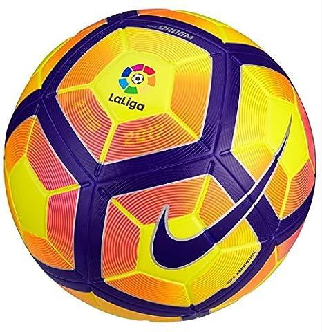 Nike Ordem 4 [Match Fútbol la Liga España 2016 - 2017]: Amazon.es ...