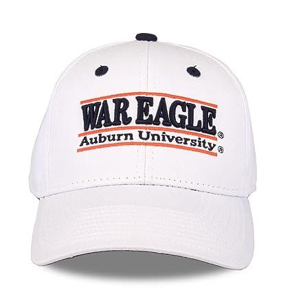 38ed4f54f39 Amazon.com   NCAA Auburn Tigers Unisex NCAA The Game bar Design Hat ...