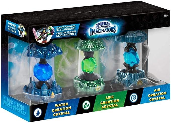 Activision - SIM Crystals 3 Pack 1 (Water1 - Air1 - Life1): Amazon.es: Videojuegos