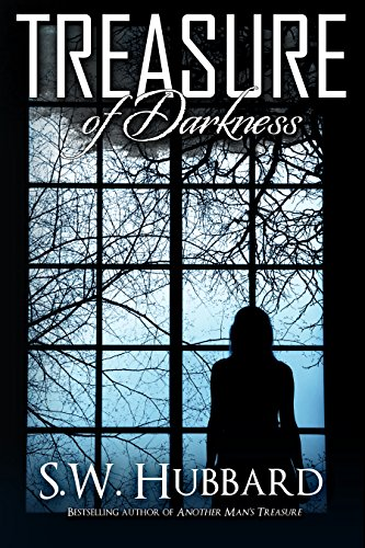 Treasure of Darkness: a romantic thriller (Palmyrton Estate Sale Mystery Series Book 2) cover