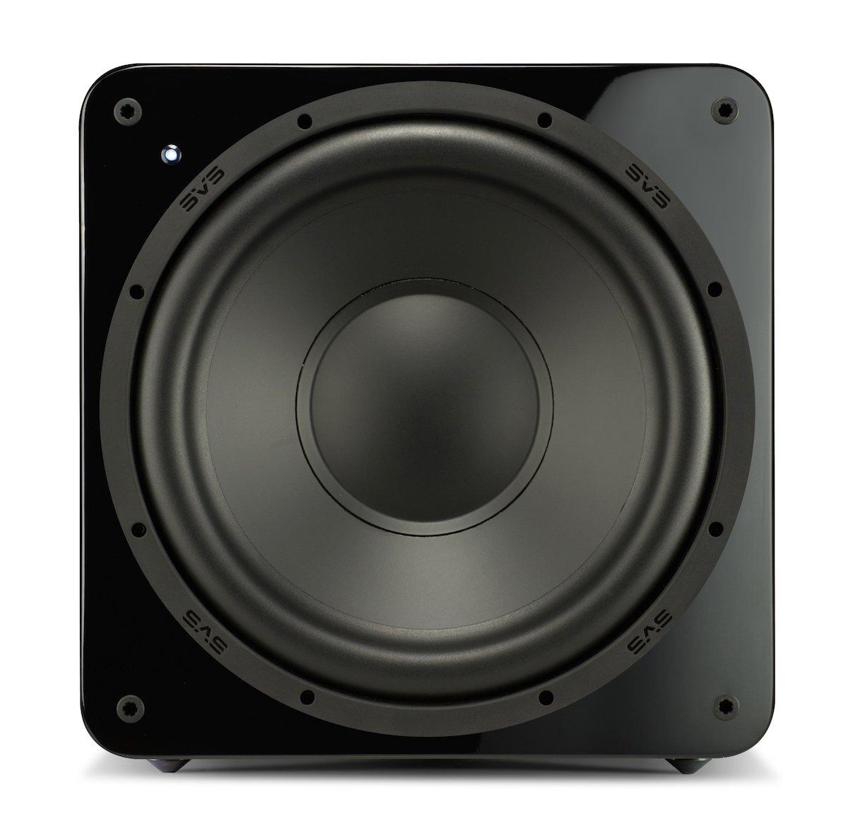 Electr/ónica SVS SB-1000 Brillante-Negro