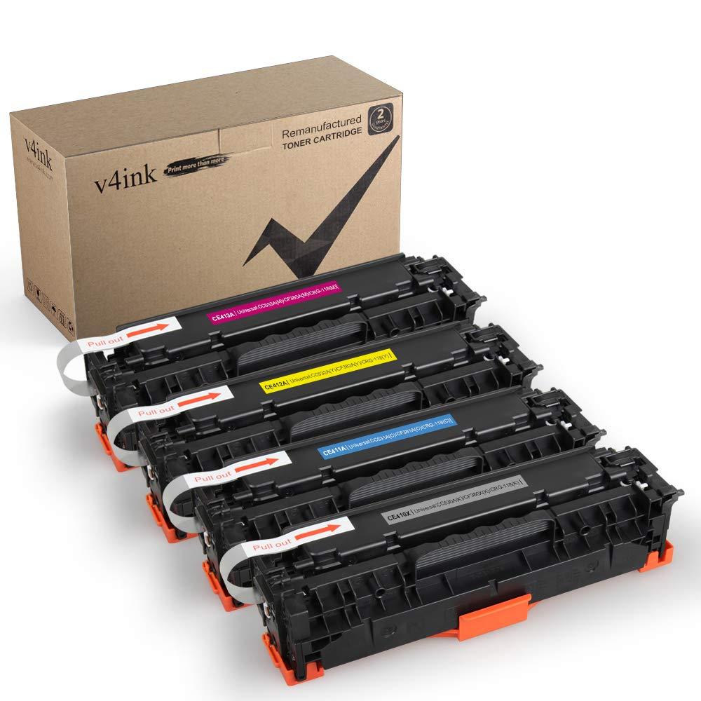 Toner Alternativo HP 305X CE410X M475dn M475dw [4 colores]