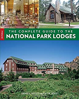 Book Cover: Complete Guide to the National Park Lodges