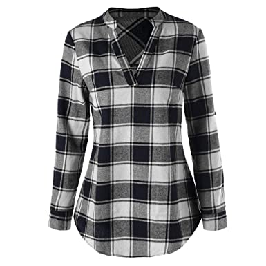 3db7c4f5 Blouses for Womens, FORUU Ladies Sales 2019 Winter Warm Under 10 Best Gift  for Girlfriend