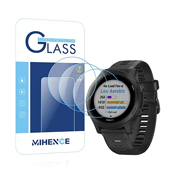 Amazon.com: Mihence Compatible Garmin Forerunner 945 Screen ...