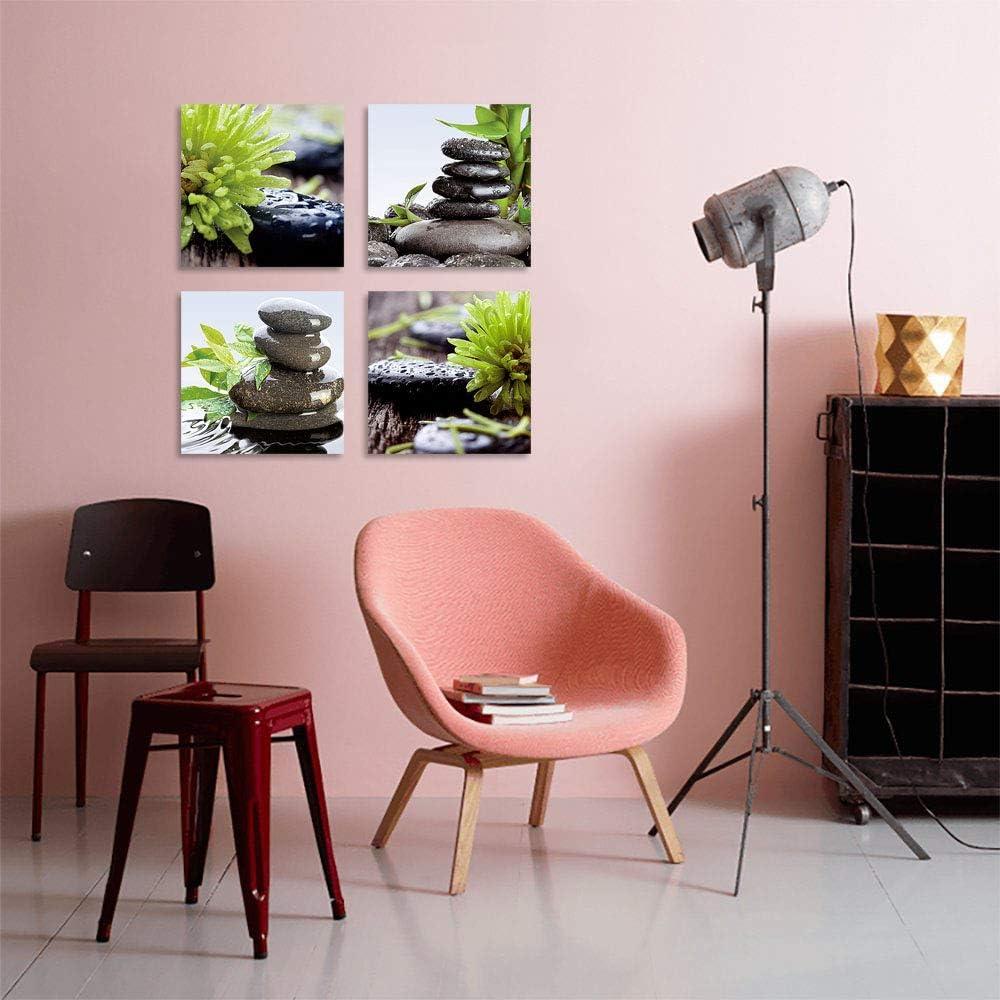 pop art bedroom decor online information.htm amazon com ypy zens stone spa wall art print seascape canvas  ypy zens stone spa wall art print