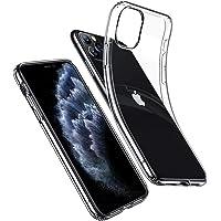 ESR Coque pour iPhone 11 Pro Max, Bumper Housse Etui de Protection Transparent en Silicone TPU Souple [Ultra Fin] [Ultra Léger] pour iPhone 11 Pro Max (2019) 6,5 Pouces (Série Jelly, Transparent)