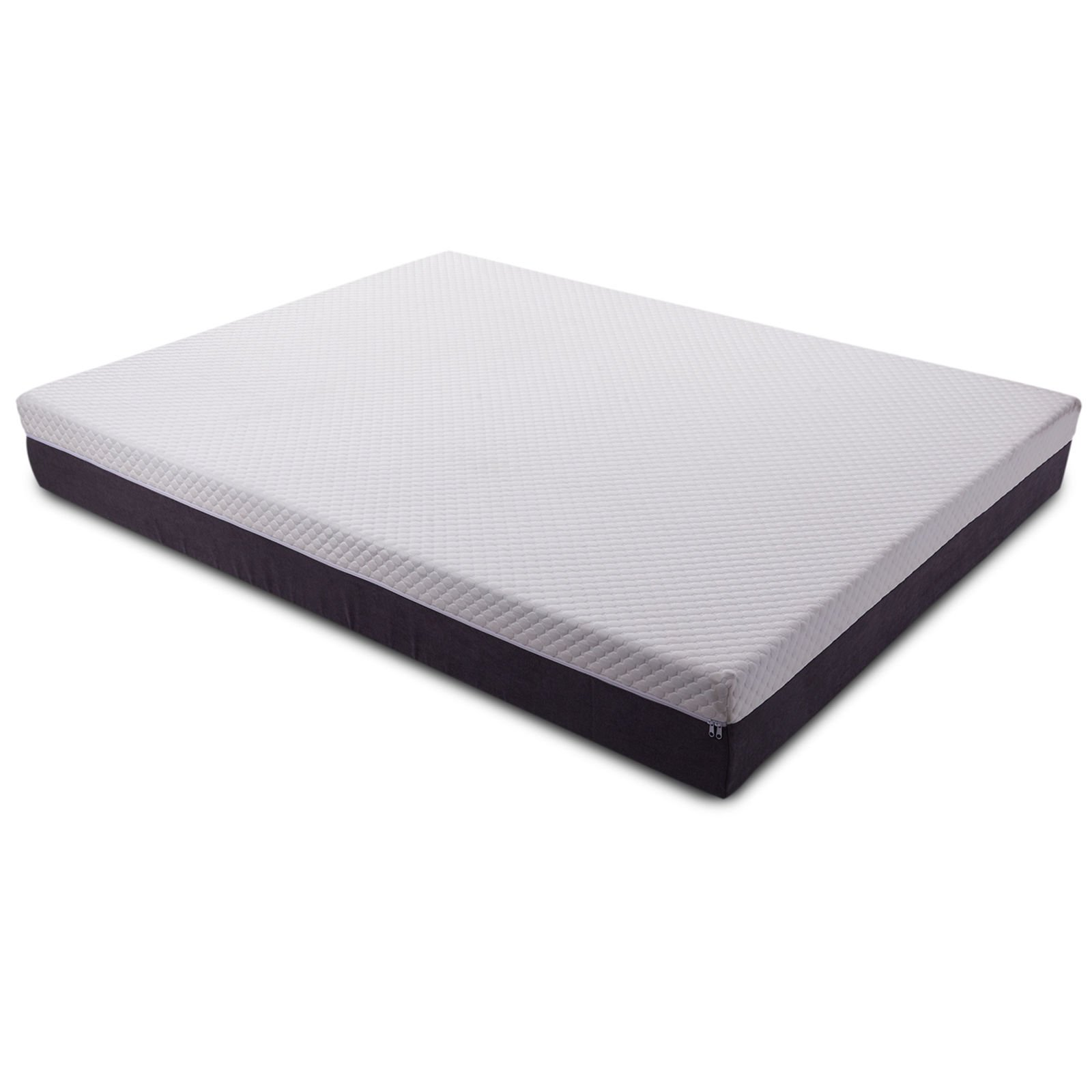 "Hot Memory Foam Mattress 10"" Washable King Size"