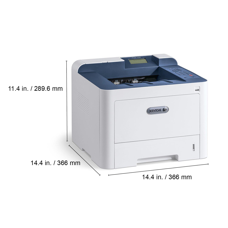 Xerox Phaser 3330/DNI Monochrome Printer, Amazon Dash Replenishment Enabled by Xerox (Image #4)