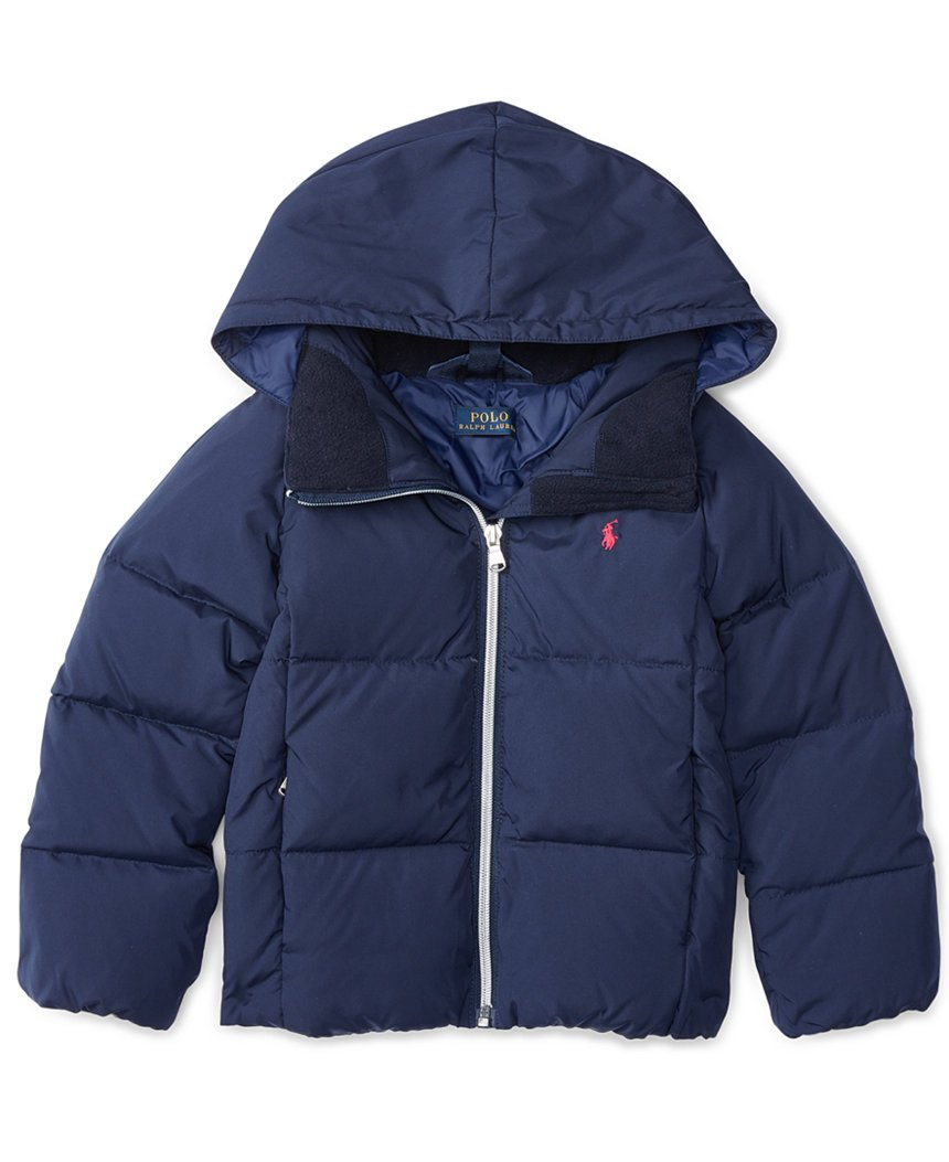 Ralph Lauren Polo Girls Primaloft Water Resistant Jacket Coat 6 by RALPH LAUREN