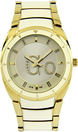 GO Girl Only Analog Gold Dial Womens Watch-694799