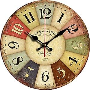 Kitchen Clocks Retro And Vintage Kitchen Clocks