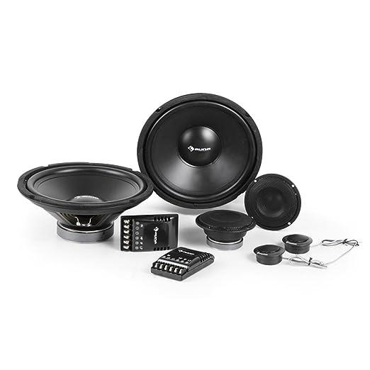 4 opinioni per Auna CS-Comp-12 Set Auto Altoparlante impianto audio completo amplificatore