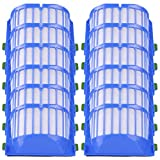 aero replacement filter - KEEPOW 12 Pcs Replacement Aero Vac Filters for iRobot Roomba 500 600 Series 529 595 620 630 650 652 660 680 550 Robotic Vacuum Cleaner