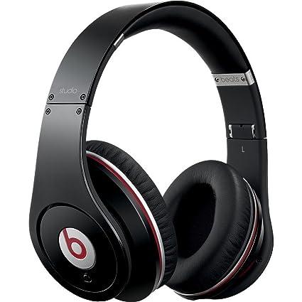 e48b0e402da Amazon.com: Monster Cable Beats by Dr. Dre Studio Powered Isolation  Headphone Phone Headset: Electronics