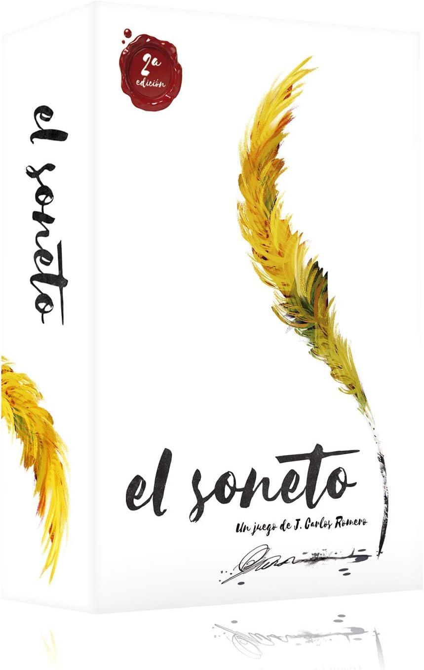 Ludonova-El Soneto 2ª Edición-Español (LDNV110001): Amazon.es: Juguetes y juegos