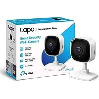 TP-Link IP Cámara Vigilancia WiFi Interior, Ideal para Mirar Bebés o Mascotas, Detección de Movimiento, Works with Alexa…