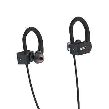 Auriculares Sharkk Flex Bluetooth Auriculares inalámbricos para deportes y ejercicios de sonido y ajuste perfecto: Amazon.es: Electrónica
