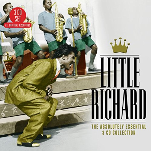 CD : Little Richard - Absolutely Essential 3 CD Collection (United Kingdom - Import, 3 Disc)