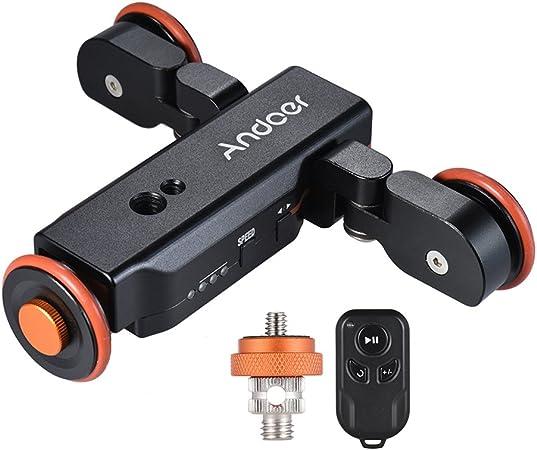 Andoer L4 Video Kamera Slider Dolly 3 Automatische Mit Kamera