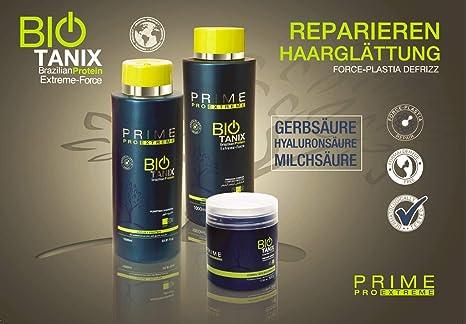 Prime: alisador Bio Tanix, 1 litro, sin formol + máscara de 250 g: Amazon.es: Belleza