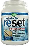 Natures Way Metabolic Reset Vanilla Weight Loss Shake, 1.4 Pound -- 1 per case.
