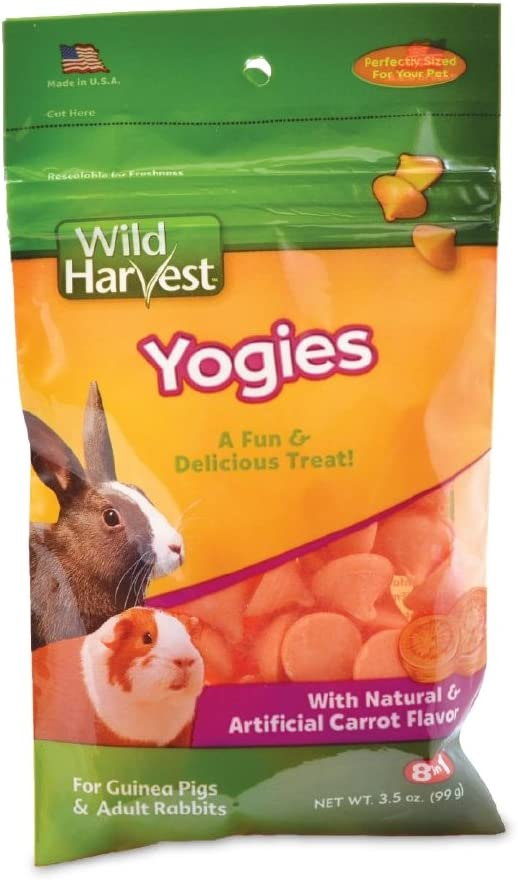 Wild Harvest Unique Treats for Guinea Pigs and Adult Rabbits