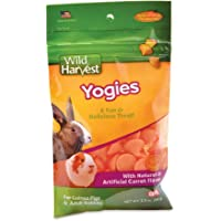 Wild Harvest Food and Unique Edible Treats for Guinea Pigs, Hamsters, Gerbils, and Adult Rabbits